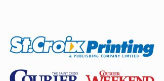 St Croix Printing and Publishing, The Saint Croix Courier and Courier Weekend